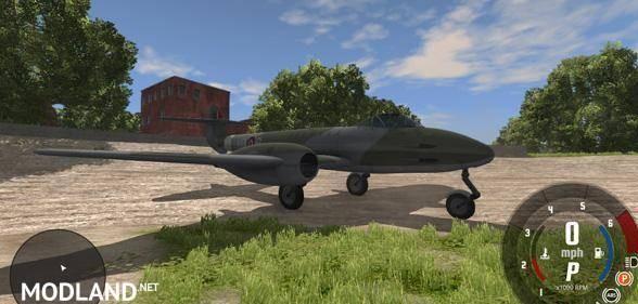 Gloster Meteor Mk. III Alpha Jet [0.5.6]